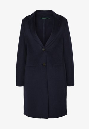 DOUBLE FACE - Classic coat - navy