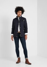 Lauren Ralph Lauren - QUILT STRETCH - Light jacket - dark navy - 1