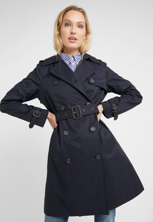 Trenchcoat - dark navy