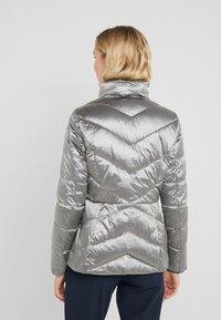 Lauren Ralph Lauren - Gewatteerde jas - chrome - 2