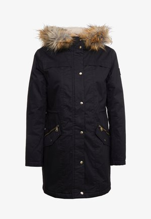 TRIM ANORAK - Parka - black