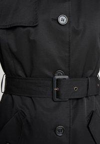 Lauren Ralph Lauren - MAXI  - Trenchcoat - black - 8