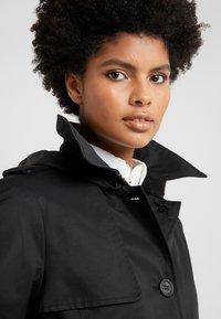Lauren Ralph Lauren - MAXI  - Trenchcoat - black - 6
