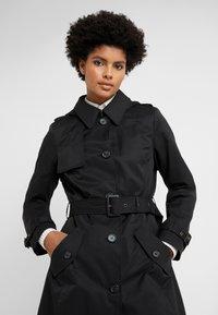 Lauren Ralph Lauren - MAXI  - Trenchcoat - black - 5