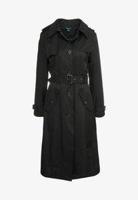 Lauren Ralph Lauren - MAXI  - Trenchcoat - black - 7