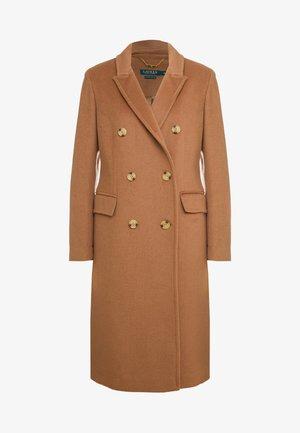 BLEND PLAPEL - Classic coat - new vicuna
