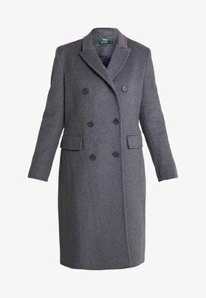 BLEND PLAPEL - Zimní kabát - light grey