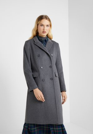 BLEND PLAPEL - Classic coat - light grey