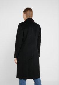Lauren Ralph Lauren - BLEND PLAPEL - Cappotto classico - black - 2
