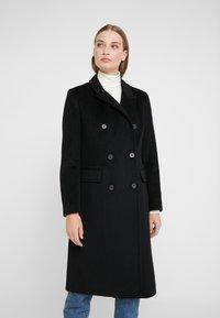 Lauren Ralph Lauren - BLEND PLAPEL - Cappotto classico - black - 0