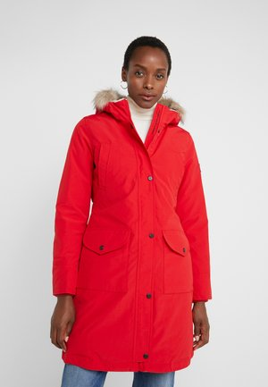 OXFORD - Down coat - red