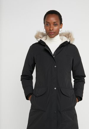 OXFORD - Down coat - black