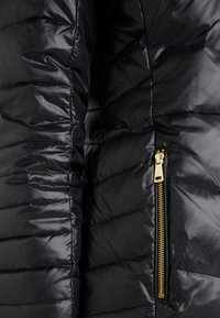 Lauren Ralph Lauren - COAT ZIPPERS - Dunjakker - black - 7