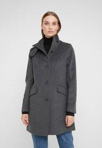 Lauren Ralph Lauren - BALMACAAN - Cappotto corto - grey - 0