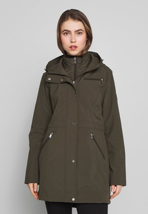 Parka - light olive