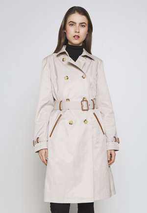 Trenchcoat - tone cream