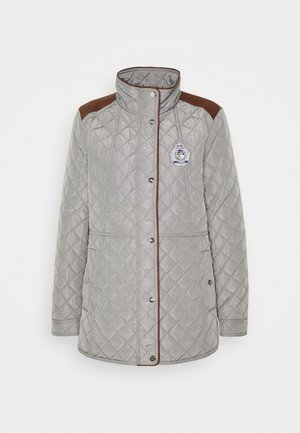 Halflange jas - prince grey
