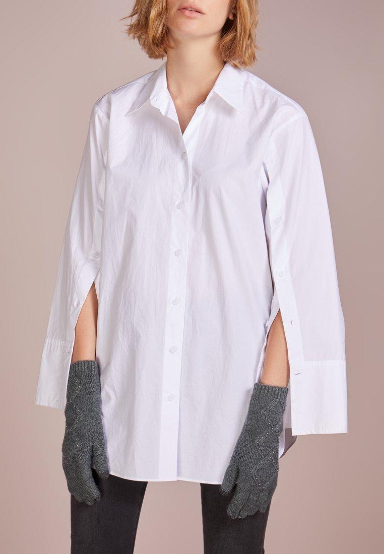 Lauren Ralph Lauren - DIAMOND TEX GLOVE - Handsker - grey heather