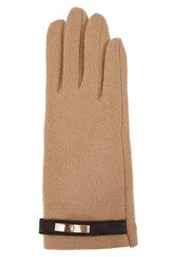 Lauren Ralph Lauren - LOGO TOUCH GLOVE - Fingerhandschuh - classic camel - 3
