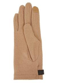 Lauren Ralph Lauren - LOGO TOUCH GLOVE - Fingerhandschuh - classic camel - 2