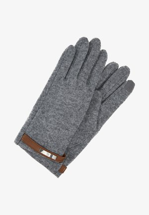 LOGO TOUCH GLOVE - Gloves - grey heather