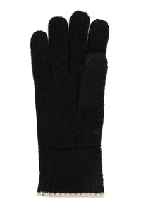 Lauren Ralph Lauren - TOUCH GLOVE - Gants - black/cream - 3