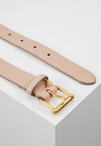 Lauren Ralph Lauren - BELT WITH SCULPTED - Cintura - mellow pink - 2