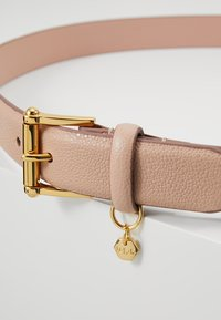 Lauren Ralph Lauren - BELT WITH SCULPTED - Cintura - mellow pink - 3