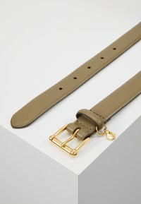 Lauren Ralph Lauren - BELT WITH SCULPTED - Pásek - sage - 2