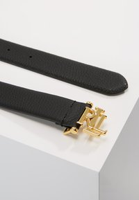 Lauren Ralph Lauren - CARRINGTON - Belt - black - 3