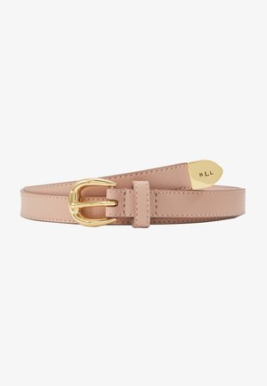 SOFT GRAIN BENNINGTON - Ceinture - mellow pink