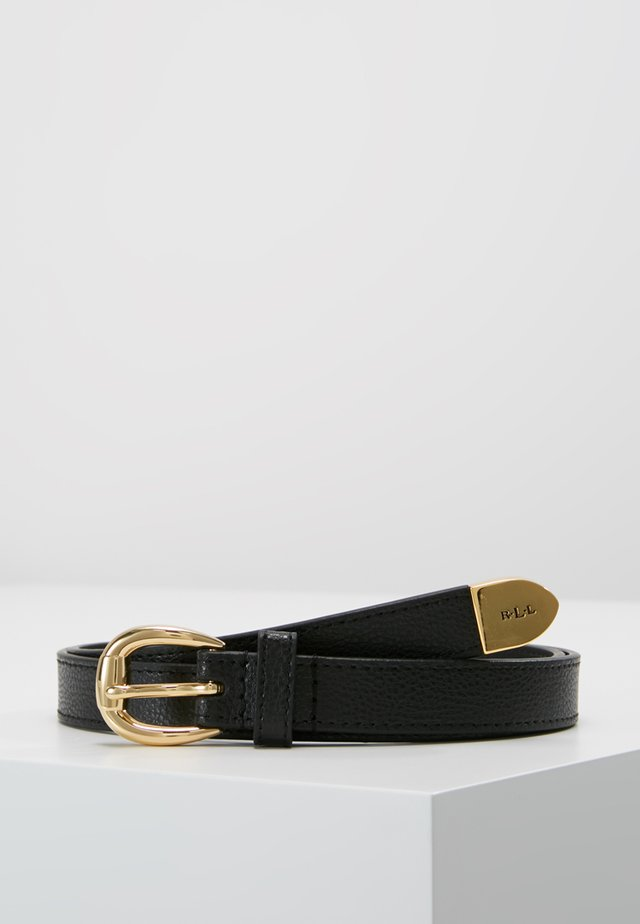 SOFT GRAIN BENNINGTON - Riem - black