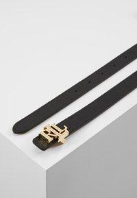 Lauren Ralph Lauren - Cintura - black/tan - 2