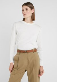 Lauren Ralph Lauren - Belte - lauren tan/dark brown - 1