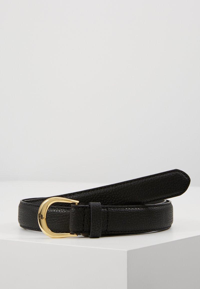 Lauren Ralph Lauren - CLASSIC KENTON - Belt - black