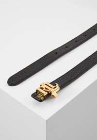 Lauren Ralph Lauren - Ceinture - black/dark brown - 2