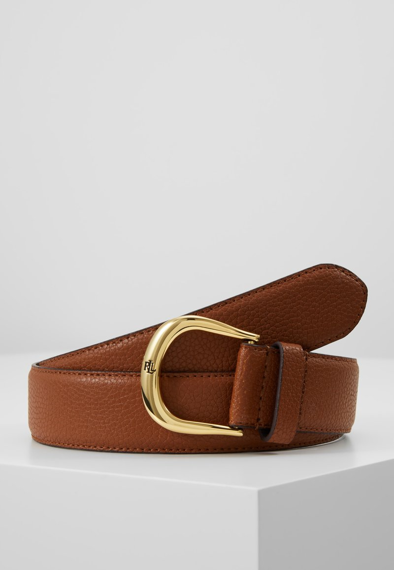 Lauren Ralph Lauren - CLASSIC KENTON - Belt - tan