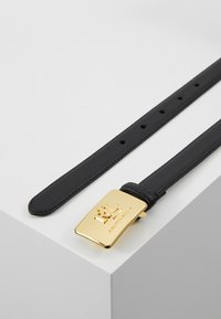 Lauren Ralph Lauren - SUPER SMOOTH LOGO - Belt - black - 2