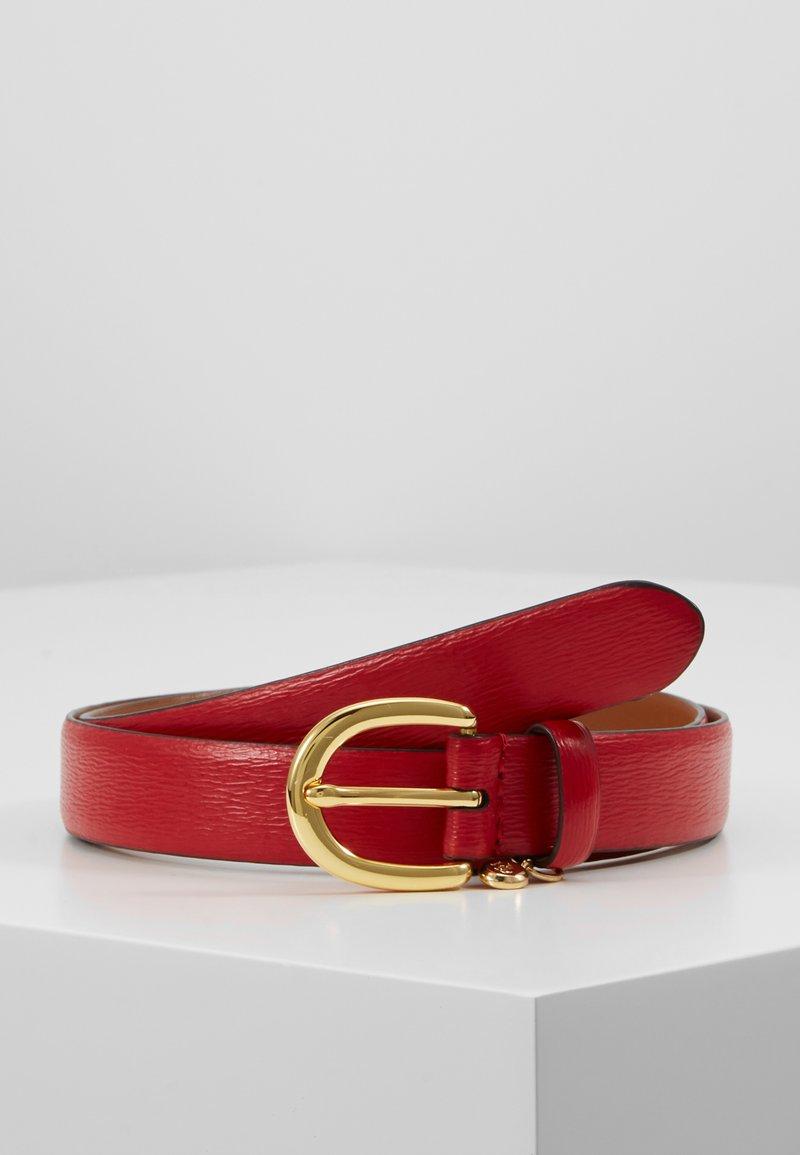 Lauren Ralph Lauren - Belt - red