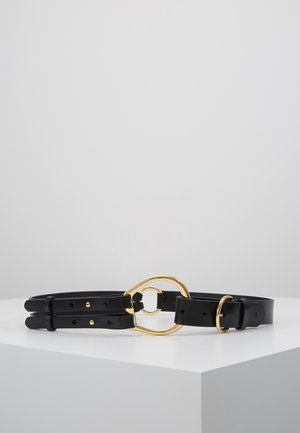 REFINED TRI STRAP  - Waist belt - black
