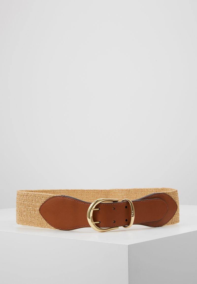 Lauren Ralph Lauren - CORNWALL - Waist belt - natural