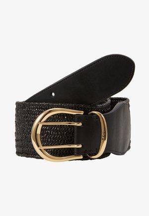 CORNWALL - Waist belt - black