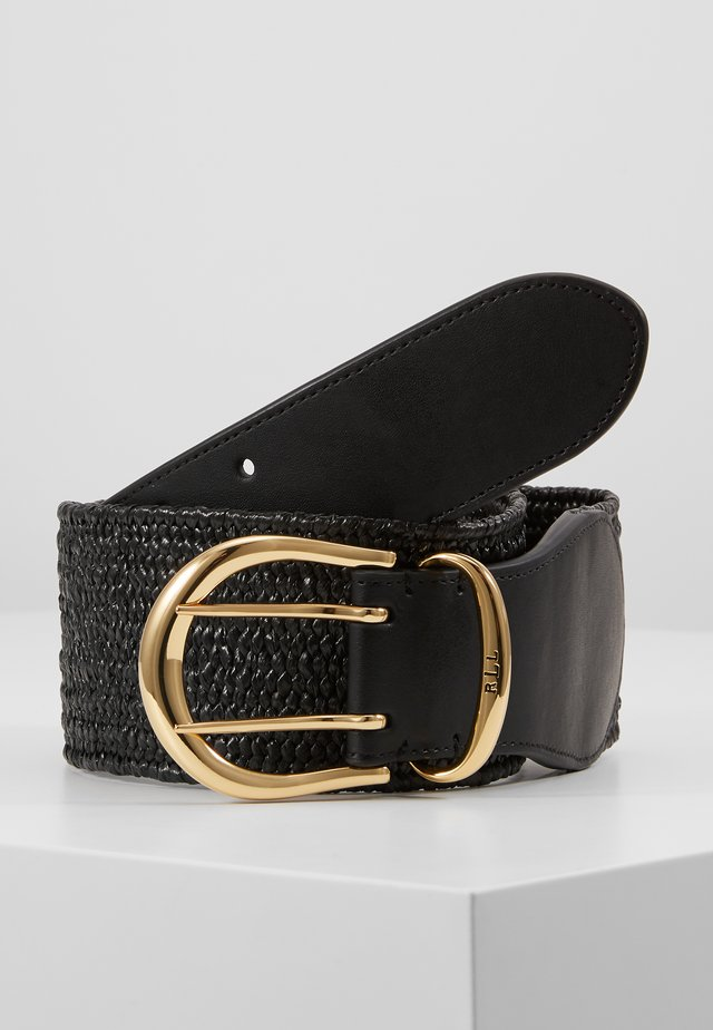 CORNWALL - Waist belt - black
