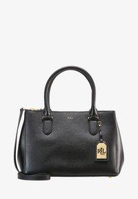 Lauren Ralph Lauren - NEWBURY - Handtasche - black/gold - 1