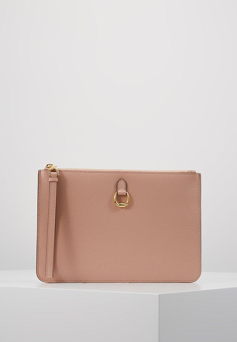 Lauren Ralph Lauren - POUCH - Clutch - mellow pink