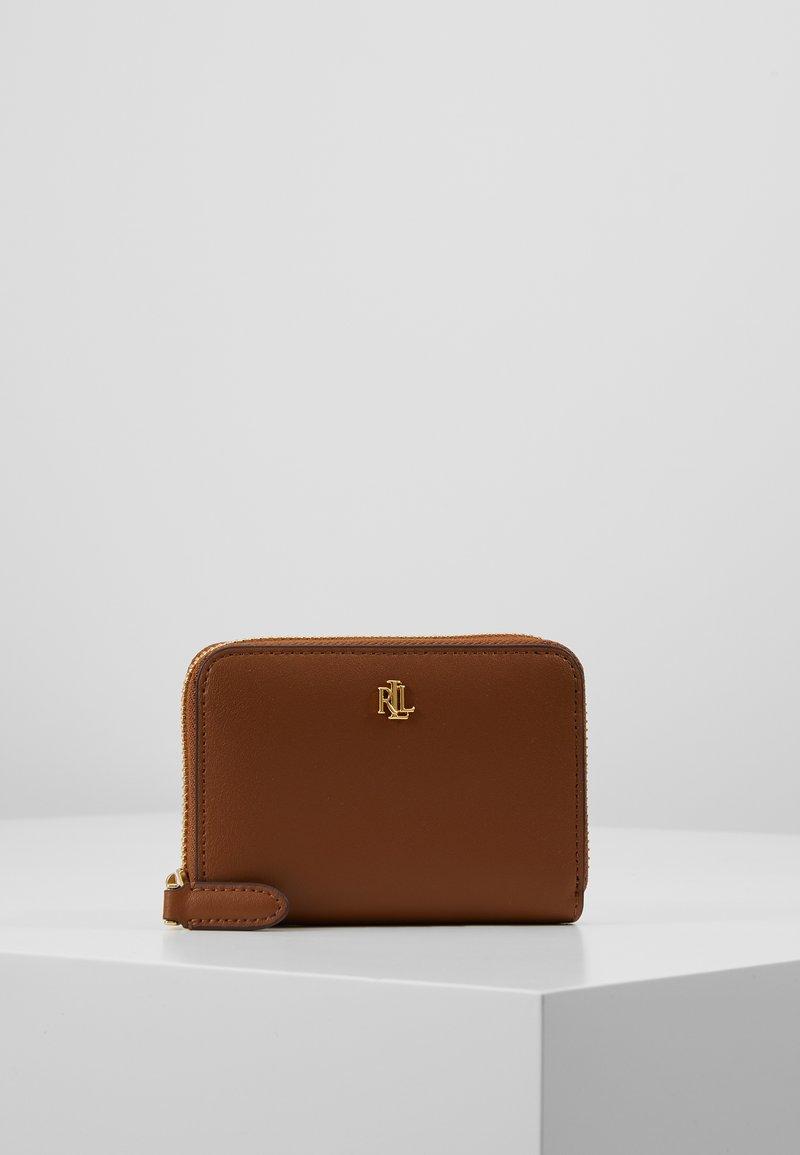 Lauren Ralph Lauren - SUPER SMOOTH ZIP  - Wallet - field brown