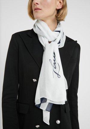 NORA - Sjaal - white