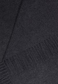 Lauren Ralph Lauren - BLANKET WRAP - Sciarpa - charcoal - 2