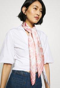 Lauren Ralph Lauren - ALEXA - Foulard - cream/pink - 0