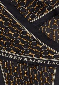 Lauren Ralph Lauren - BROOKE - Foulard - black - 2